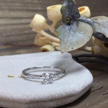 婚約指輪を作ってみるのはどうですか?(体験談)