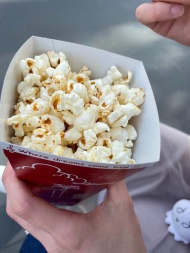 ディズニーランドでポップコーン全種類食べてきた(2020年10月)
